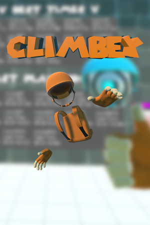 Climbey poster image on Steam Backlog