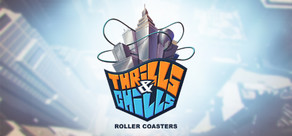 Thrills & Chills - Roller Coasters cover art