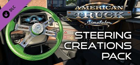 American Truck Simulator - Steering Creations Pack
