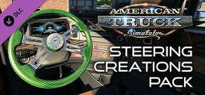American Truck Simulator - Steering Creations Pack cover art