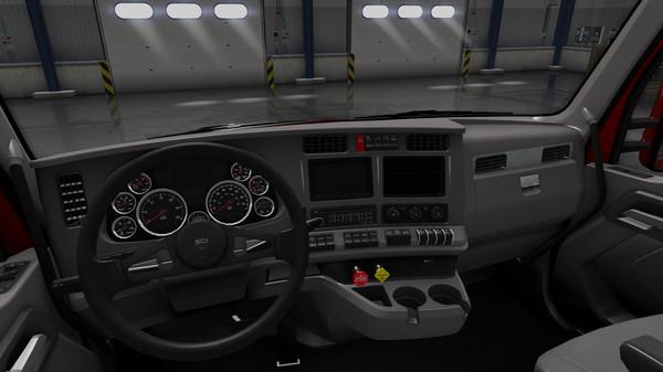 скриншот American Truck Simulator - Steering Creations Pack 9