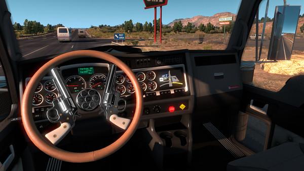 скриншот American Truck Simulator - Steering Creations Pack 0