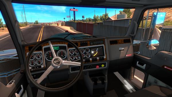 скриншот American Truck Simulator - Steering Creations Pack 3