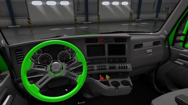 скриншот American Truck Simulator - Steering Creations Pack 5