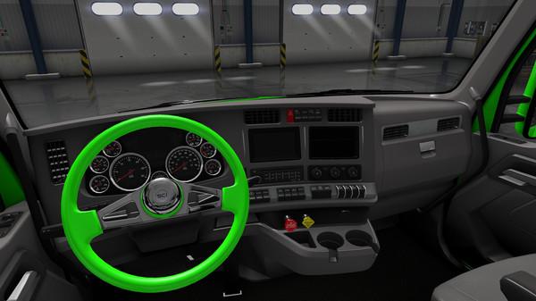 скриншот American Truck Simulator - Steering Creations Pack 6