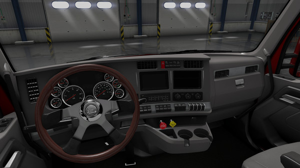скриншот American Truck Simulator - Steering Creations Pack 10