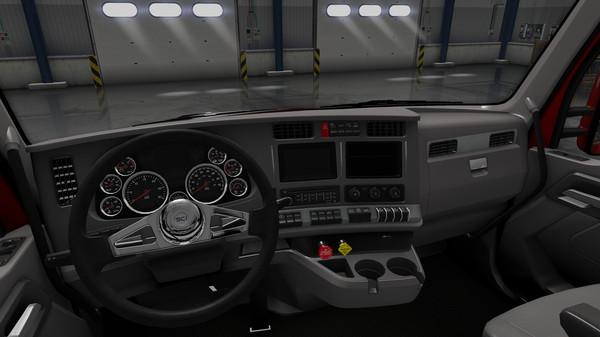 скриншот American Truck Simulator - Steering Creations Pack 8