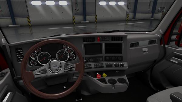 скриншот American Truck Simulator - Steering Creations Pack 13