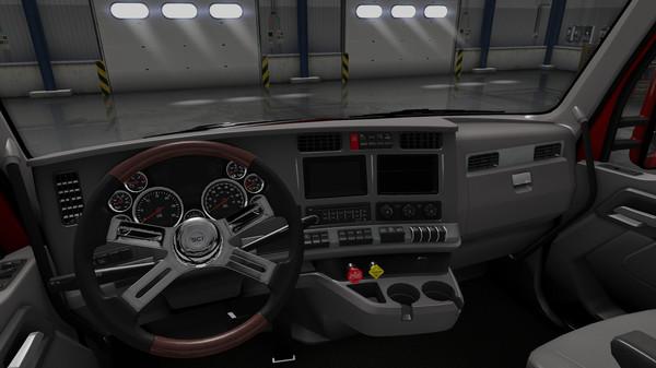 скриншот American Truck Simulator - Steering Creations Pack 16