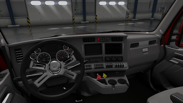 скриншот American Truck Simulator - Steering Creations Pack 12