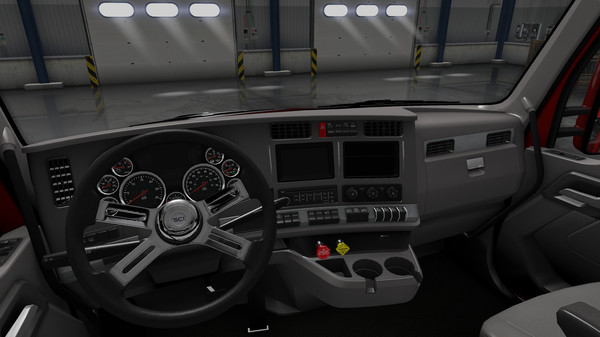 скриншот American Truck Simulator - Steering Creations Pack 7