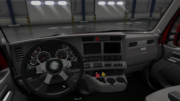 скриншот American Truck Simulator - Steering Creations Pack 14