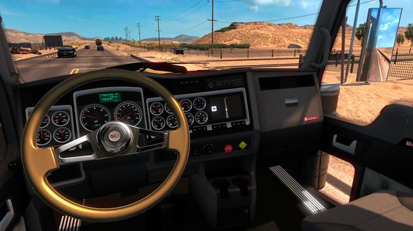 скриншот American Truck Simulator - Steering Creations Pack 1