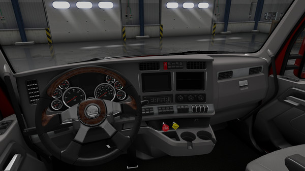скриншот American Truck Simulator - Steering Creations Pack 11