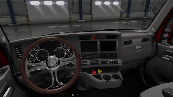 скриншот American Truck Simulator - Steering Creations Pack 15