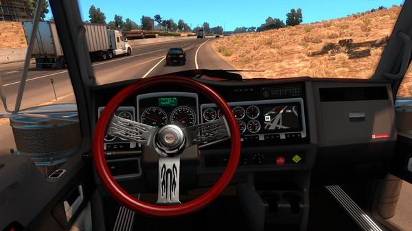 скриншот American Truck Simulator - Steering Creations Pack 2