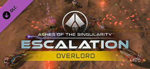 Ashes of the Singularity: Escalation - Overlord Scenario Pack DLC cover art
