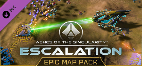 Ashes of the Singularity: Escalation - Epic Map Pack DLC cover art