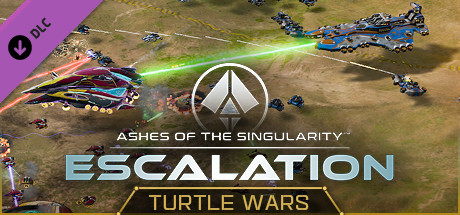 Ashes of the Singularity: Escalation - Turtle Wars DLC on Steam