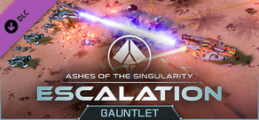 Ashes of the Singularity: Escalation - Gauntlet DLC cover art