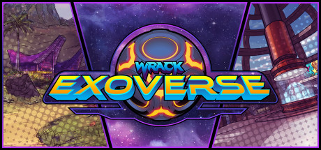 Wrack: Exoverse cover art