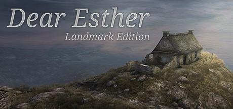 Dear Esther: Landmark Edition cover art