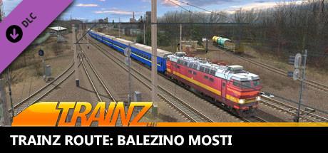 Trainz Route: Balezino Mosti