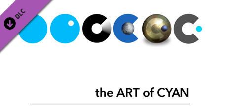 Art of Cyan - Digital Art Book
