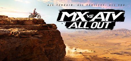 MX vs ATV All Out v1.06 Capa