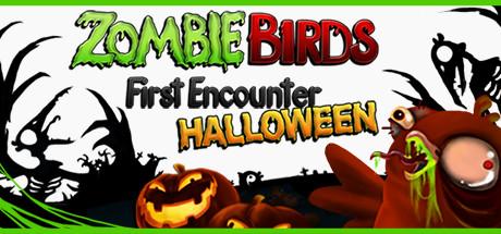 Zombie Birds First Encounter Halloween