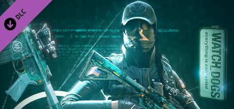 Tom Clancy's Rainbow Six® Siege - Ash Watch_Dogs Set