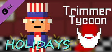 """Holiday Skin Bundle (or """"Buy Us a Coke"""") - Trimmer Tycoon"""