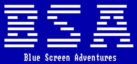 Blue Screen Adventures