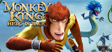 Risultati immagini per monkey king the hero is back