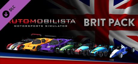 Automobilista Brit Pack