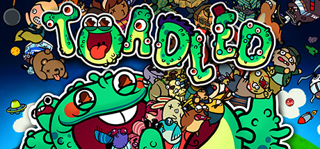 Toadled cover art