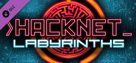 Hacknet - Labyrinths cover art