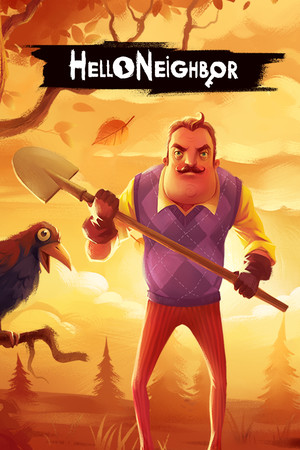 Hello Neighbor poster image on Steam Backlog