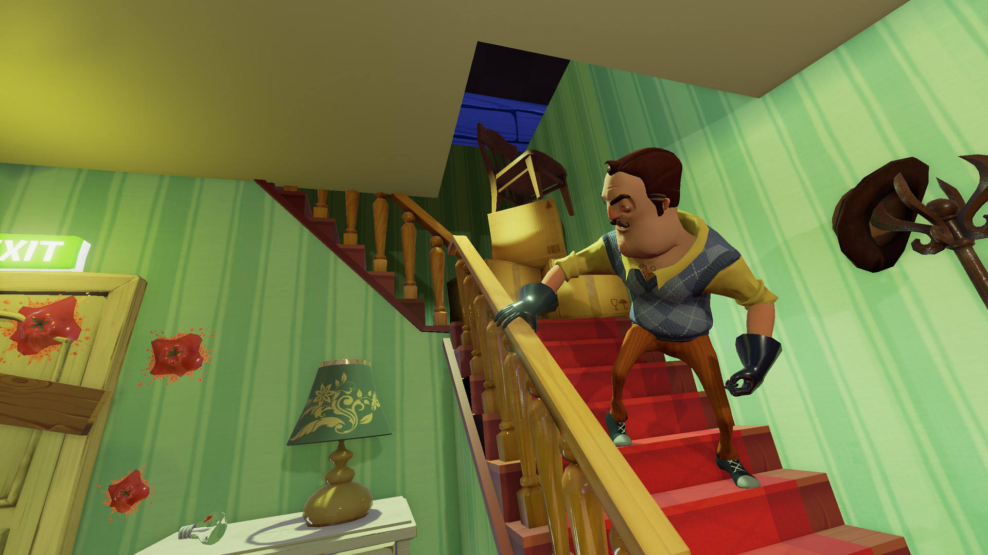 Hello Neighbor [GOG] [2018|Rus|Eng]