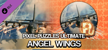 Jigsaw Puzzle Pack - Pixel Puzzles Ultimate: Angel Wings