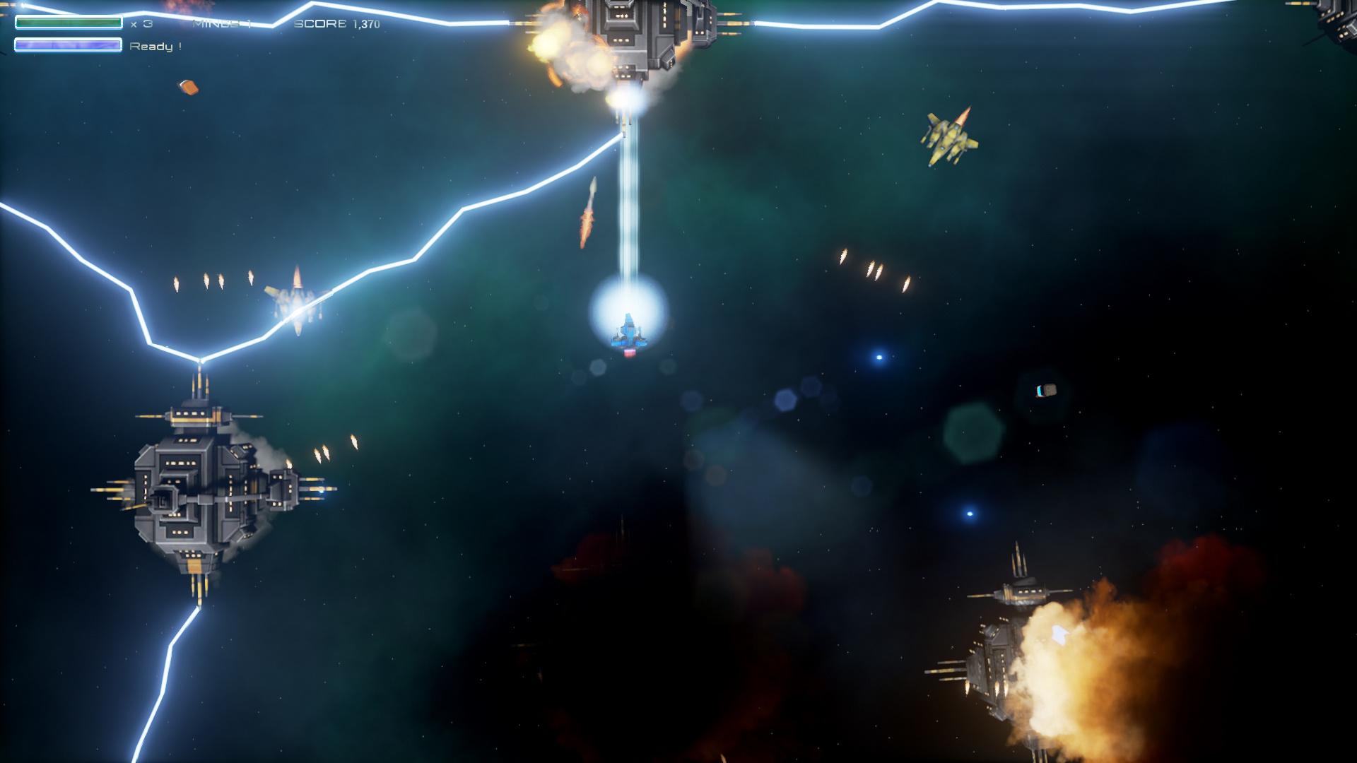 Galactic Storm Screenshot 1