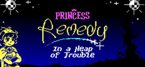 Princess Remedy In A Heap of Trouble cover art