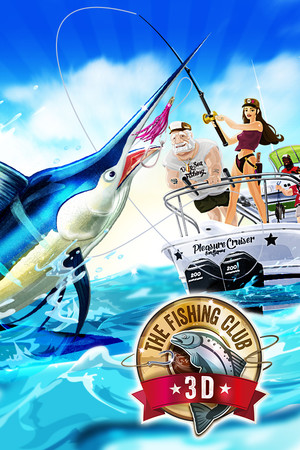The Fishing Club 3D poster image on Steam Backlog