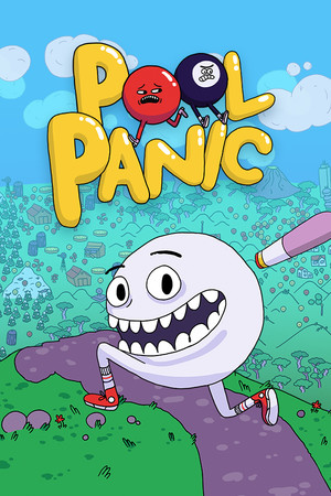 Pool Panic poster image on Steam Backlog