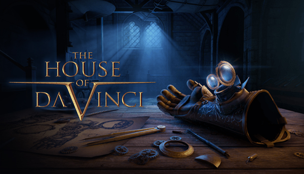 Ahorra un 70% en The House of Da Vinci en Steam
