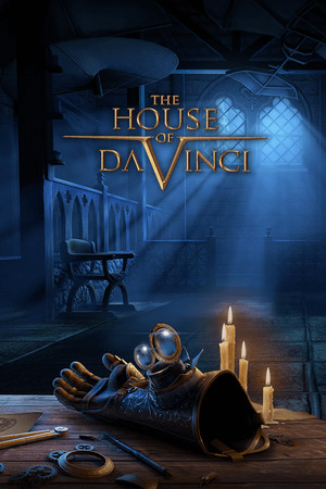 The House of Da Vinci poster image on Steam Backlog