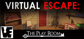 Virtual Escape: The Play Room cover art