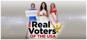 We The Voters: Real Voters of the USA cover art