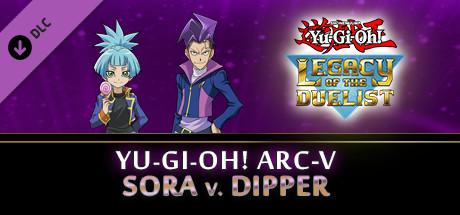 Yu-Gi-Oh! ARC-V Sora and Dipper