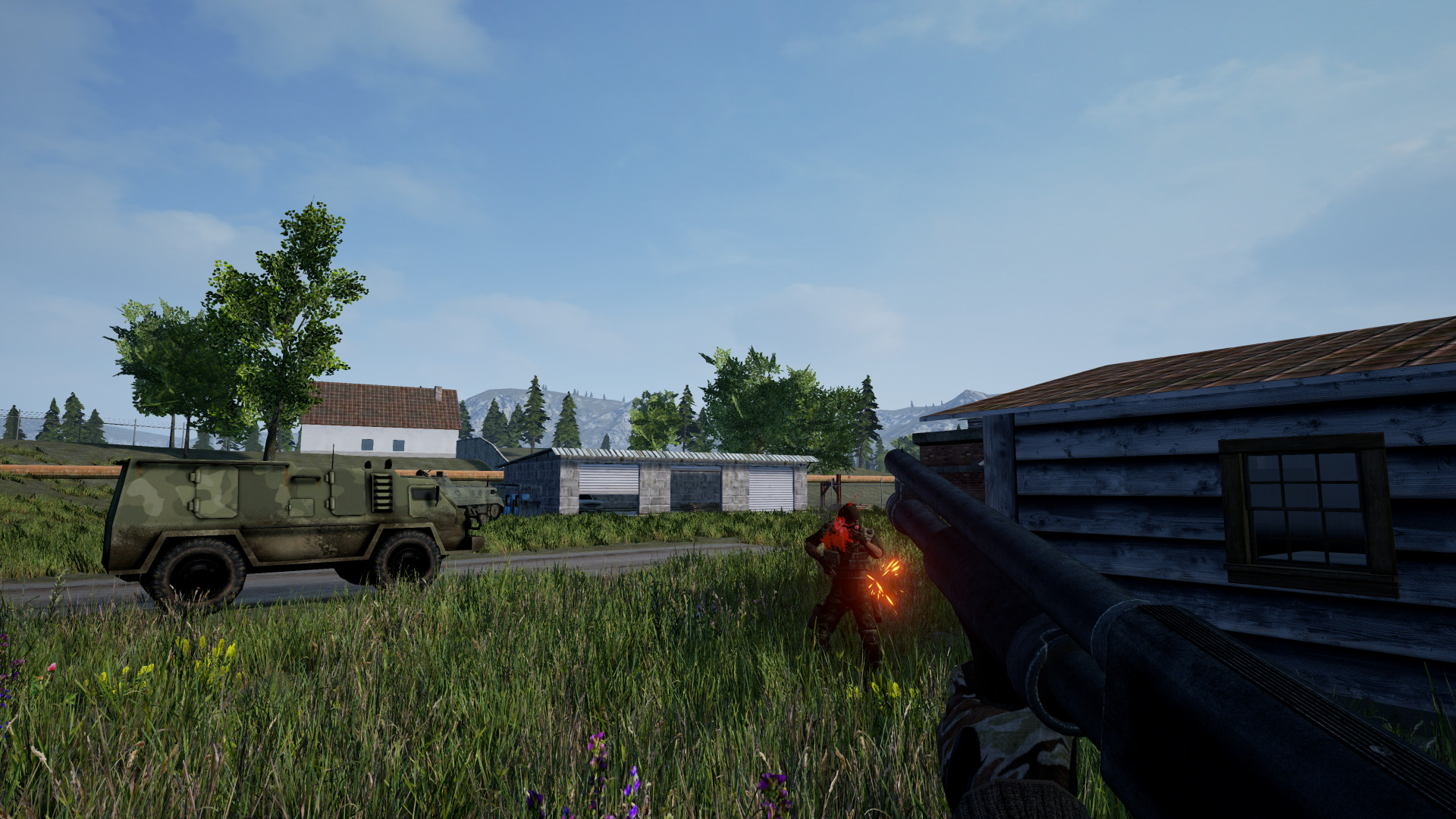 Beyond Enemy Lines Screenshot 3